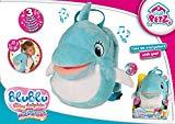 IMC Networks Club Petz - Blu Blu The Dolphin Singing Backpack