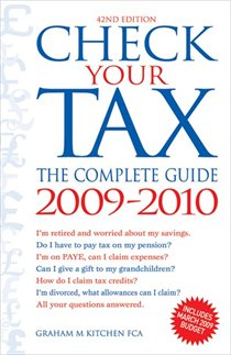 Check Your Tax 2009-2010