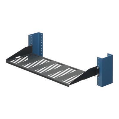 Innovation First 1ushl-022half-7uv Racksolutions - Rack Shelf - Black - 1u - 19