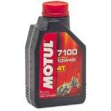 Motul Lubricants 836311 7100 4T 10W40 Synthetic Ester Bland Motor Oil 1 Liter (ea) for Off-Roads (836311)