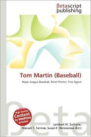 Tom Martin (Baseball)