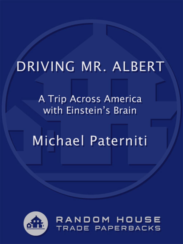 Driving Mr. Albert (ebook)