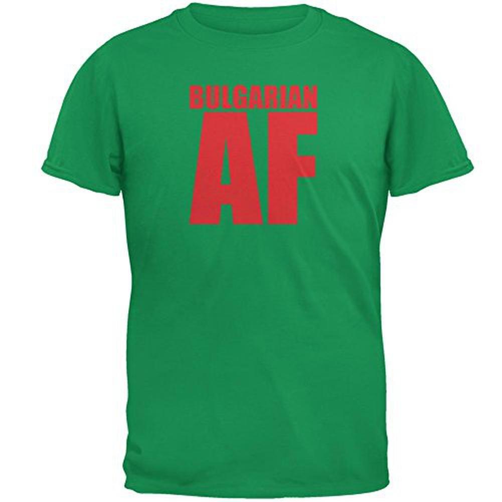 Bulgarian AF Mens T Shirt