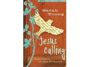 Jesus Calling Binding: Hardcover Publisher: Harpercollins Christian Pub Publish Date: 2012/10/09 Synopsis: Presents devotions for every day of the year, written as if spoken by Jesus directly to the reader, each accompanied with suggested Bible passages for further reading