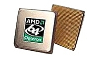 The AMD Opteron processor, enabling simultaneous 32  and 64 bit computing, represents the landmark introduction of the AMD64 architecture