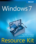In-depth and comprehensive, this official RESOURCE KIT delivers the information you need to administer Windows 7 in the enterprise