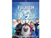 Disney Frozen DVD - Widescreen Synopsis: Fearless optimist Anna sets off on an epic journey—teaming up with rugged mountain man Kristoff and his loyal reindeer Sven - to find her sister Elsa, whose icy powers have trapped the kingdom of Arendelle in eternal winter