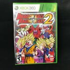 Dragon Ball: Raging Blast 2 (Microsoft Xbox 360) BRAND NEW