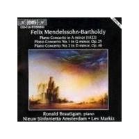 Felix Mendelssohn - Piano Concertos (Markiz, NSA, Brautigam)