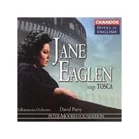 Giacomo Puccini - Jane Eaglen Sings Tosca (Philharmonia, Parry) (Music CD)