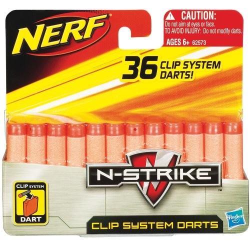 Nerf N-Strike Clip System Dart Pack (36 Darts)