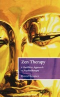 """""""'Zen Therapy is an excellent refemce book for basic buddhist teachings, expressed within a therapeutic framework......I would recommend a careful study of this to therapists and Buddhist practioners alike' - Rosamund Oliver, Self"""