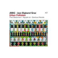 Jazz Bigband Graz - Urban Folktales (Music CD)