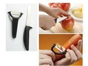 Cerasharp Ceramic Knife And Peeler Set