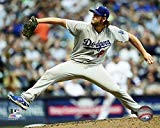 Clayton Kershaw Los Angeles Dodgers 2,000th Strikeout Photo (Size: 8