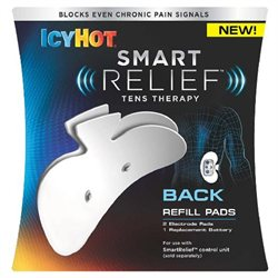 ICY HOT SMART RELIEF TENS THERAPY BACK PAIN REFILL