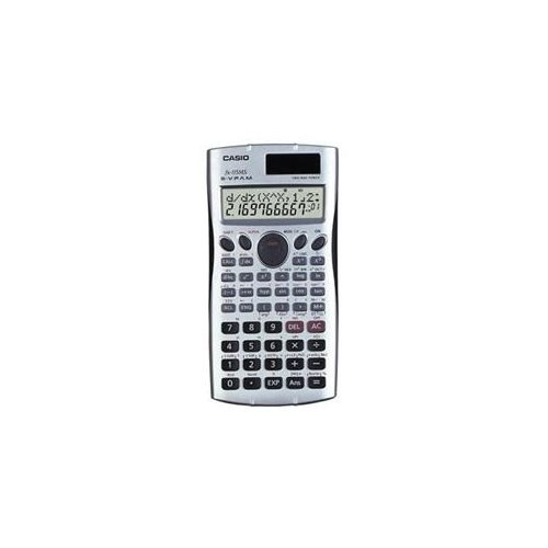 Casio FX-115MSPLUS Scientific Calculator 279 Functions - 2 Line(s) - 10 Character(s) - Solar Battery