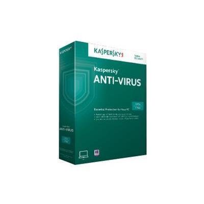 Kaspersky Kav1503121uszz Anti-virus 2015 - Box Pack ( 1 Year )