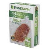 FoodSaver 44 Quart-sized Bags