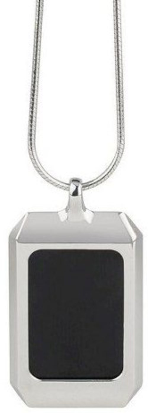 Cuff 855221006115 The Lisa Emergency Necklace - Silver
