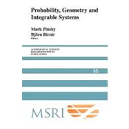 Probability, Geometry and Integrable Systems