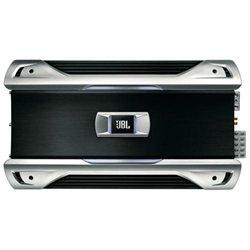 JBL Grand Touring GTO5355 Car Amplifier - 660 W PMPO - 5 Channel - Class AB - Bridgeable - 104 dB(A) SNR - 0% THD - 10 Hz to 83 kHz - 4, 1 x 55 W, 225 W @ 4 Ohm - 4, 1 x 75 W, 360 W @ 2 Ohm