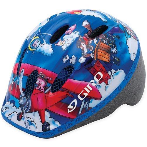 Giro Me2 Infant Bike Helmet (Blue Aviator Pigs)