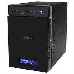 Netgear RN31443E-100NAS ReadyNAS 314 4Bay 12TB(4x3TB) Network Attached Storage