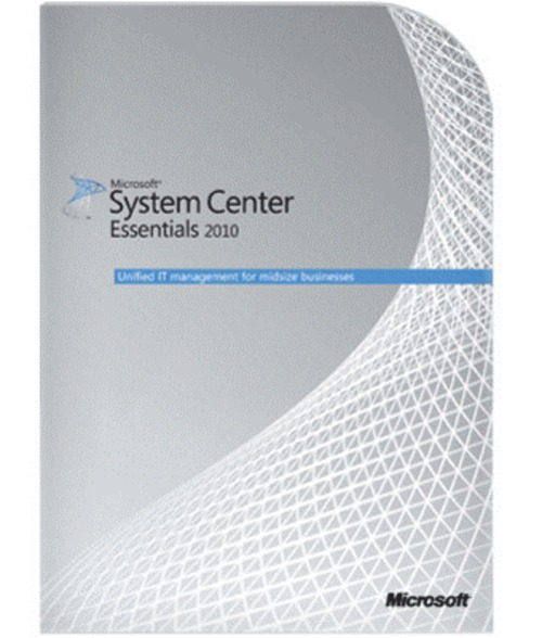Microsoft Uch-01979 System Center Essentials 2010 - English - Dvd-rom - Complete Package - 1 Server