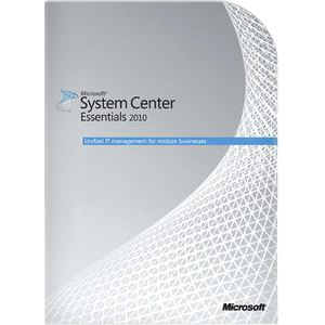 Microsoft System Center Essentials 2010 - Complete Product - 1 Server - Standard - Monitoring - Retail - English - PC