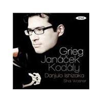 Grieg, Janacek, Kodaly (Music CD)