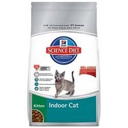 Hill's Science Diet Indoor Kitten Food, 7 lbs.