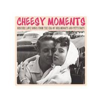 Various Artists - Cheesy Moments (Obscure Love Songs) (Music CD)