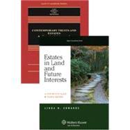 Wills, Trusts And Estates Bundle: Contemporary Trusts And Estates, 2/e And Estates In Land & Future Interests, 4/e