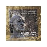 Johann Friedrich Reichardt: Gelebte Lieder (Music CD)