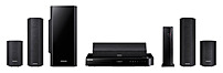Samsung Ht-h6500wm 5.1-channel 3d Smart Blu-ray Home Theater System - 1000 Watts - Wi-fi