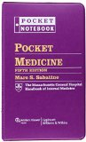 Pocket Medicine: The Massachusetts General Hospital Handbook of Internal Medicine (Pocket Notebook)
