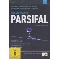 Wagner: Parsifal (Music CD)