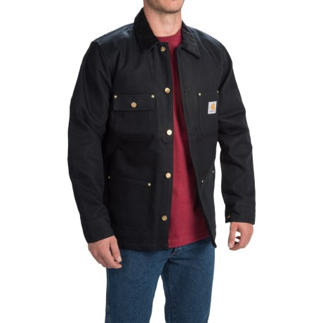 Duck Chore Coat - Lined, Factory Seconds (for Men)