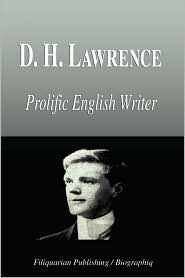 D.H. Lawrence - Prolific English Writer (Biography)