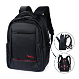 Laptop Backpack - Vitalismo Anti-theft Water Resistant School College Bag Travel Backpack Business Daypack Up To 15.6 Inch