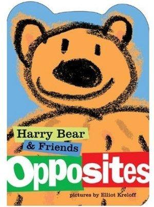 Harry Bear & Friends Opposites Board Book