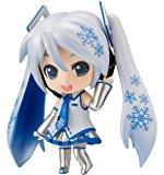 Vocaloid - Hatsune Miku Nendoroid Petit Snow Songs Set (w/ CD)