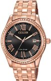 Citizen Women's EO1143-54E Drive from Citizen Eco-Drive AML Analog Display Japanese Quartz Rose Gold Watch