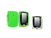 Eforcity Green Silicone Case With Free Reusable Screen Protector Compatible With Leapfrog Leappad 2