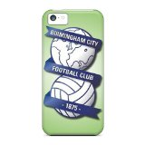 Tpu Case For Iphone 5c With Birmingham City Fc