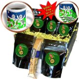 cgb_2134_1 Londons Times Funny Music Cartoons - Money Judo Or Coin Flipping - Coffee Gift Baskets - Coffee Gift Basket
