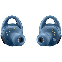 Samsung Gear Iconx Cord-free Fitness Earbuds - Stereo - Blue - Wireless - Bluetooth - 16 Ohm - 20 Hz - 20 Khz - Earbud - Binaural - In-ear Sm-r150nzbaxar