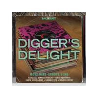 Various Artists - Digger's Delight (More Rare-Groove Gems) (Music CD)