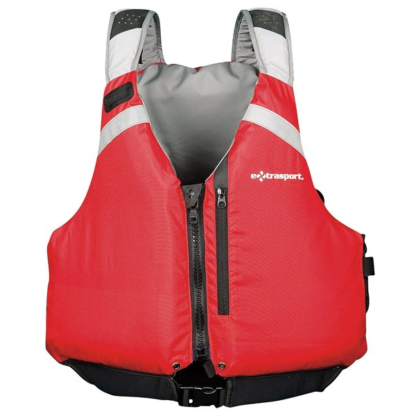 Extrasport Riverine Pfd Life Jacket - Uscg Approved, Type Iii (for Men And Women)